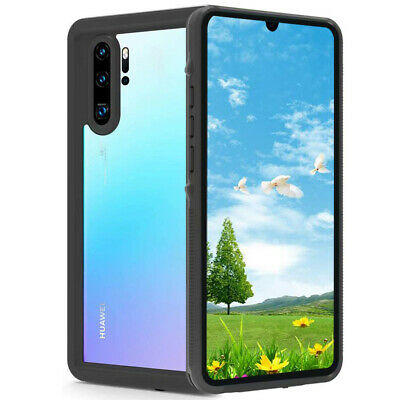 Full Body Heavy Duty Waterproof for Huawei P30 Pro Case Shockproof Dustproof