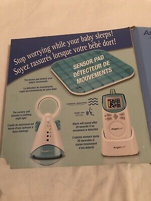 Angelcare Movement & Sound Baby Monitor AC 401