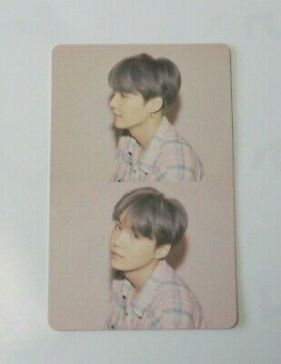 BTS Map of Soul Persona Ver. 1 SUGA Official Photocard