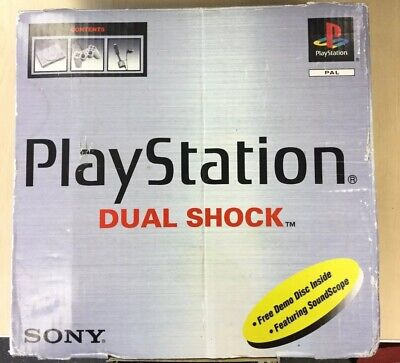 Playstation 1 Ps1 Console And Gsmes Bundle
