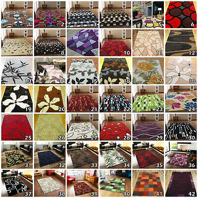 Modern Clearance Rugs Low Cost Rugs Large Asiatic 2Cm Acrylic Sale Quality Rugs