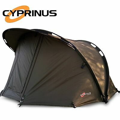 Cyprinus™ Tardis Bivvy 1 and 2 Man Pram Hood Carp Fishing Bivvy