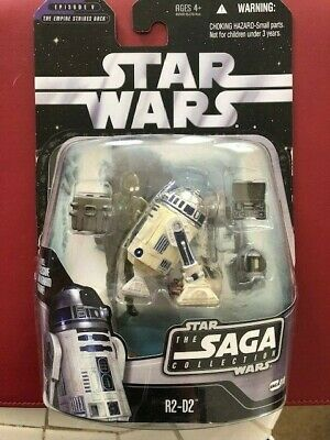 Star Wars R2-D2 Saga Collection The Empire Strikes Back # 010 *NEW* 2006