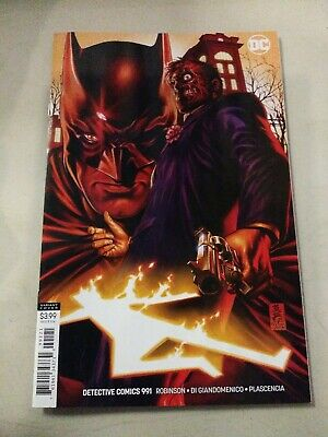 Detective Comics #991 Mark Brooks Variant Cover DC 2018 VF/NM
