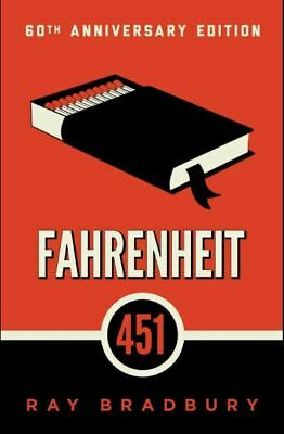 FAHRENHEIT 451 by Ray Bradbury (E book , 2012) - ⚡ Get it in FEW Minutes ⚡ 📥