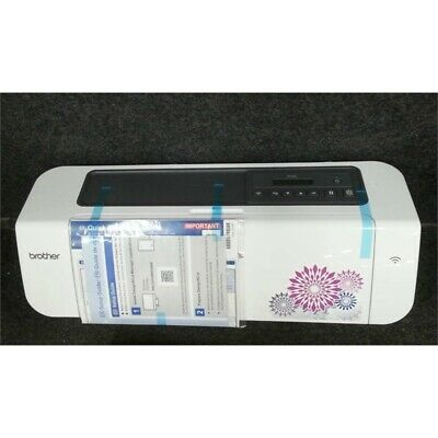 Brother DC200 DesignNCut Electronic Cutting Machine 112mm/s White