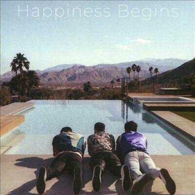 Jonas Brothers - Happiness Begins New Cd