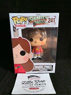 Funko Pop DISNEY GRAVITY FALLS MABEL PINES #241 vinyl figure