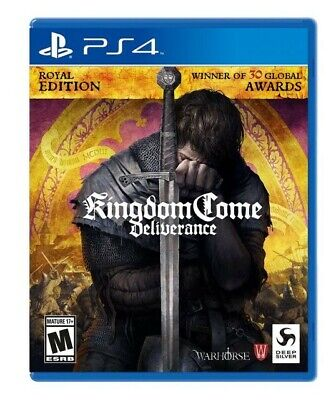 Kingdom Come Deliverance Royal Edition NEU
