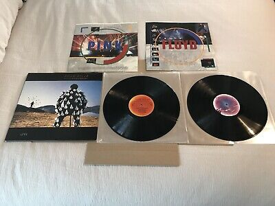 Pink Floyd-Delicate Sound of Thunder-**1988 1st Press 2LP** PC 44484-1 Glimour