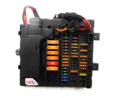 2006 Bmw Z4 (E85) Interior Dash Fuse Box Power Relay Junction Box