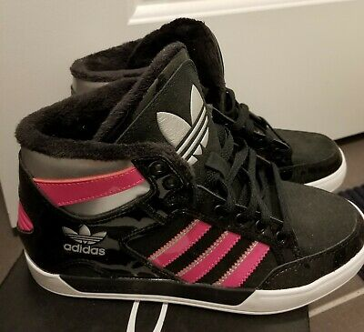 ADIDAS ORIGINALS BASKET Profi Womens Sneakers Hi Tops