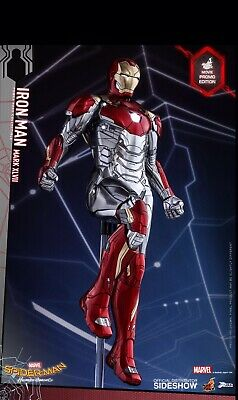 Hot Toys Spider-Man: Homecoming - Iron Man Mark 47 PPS004  Power Pose Series