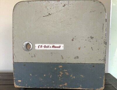 Vintage Movie Projector G. B - Bell & Howell Model 622