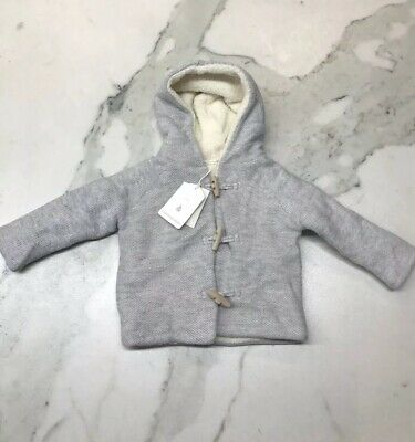 BNWT Country Road Baby Unisex Knit Jacket Size 12-18 Months RRP$69.95