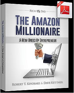 The Amazon Millionaire EBOOK PDF FAST DELIVERY 4hrs + Gift
