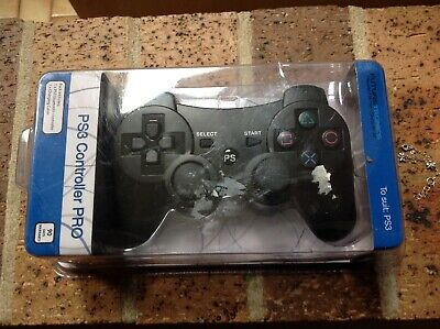 Wireless Bluetooth Game Controller Dual Shock For Sony PS3 PlayStation3 bnib