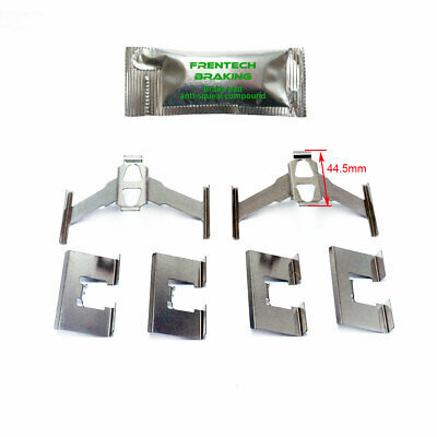 Vauxhall Astra H VXR 2008-2010 Rear brake pad fitting kit shims PFK1024D