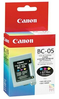 Bc05 Bc-05 Canon M4609G/A Apple New Genuine Original Ink Cartridge