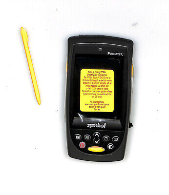 NEW SPARE Symbol PPT8800  ppt8800-r3bz1000 de poche pda WITHOUT BATTERY