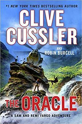 The Oracle (A Sam and Remi Fargo Adventure)by Clive Cussler HARDCOVER