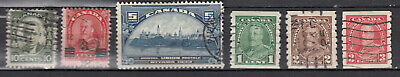 # Canada Selection of Mid 1900's