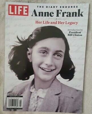 LIFE Magazine Anne Frank The Diary Endures Her Life And Her Legacy  NEW