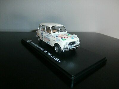 RENAULT 4 APAL MUSCHANG 1//43e Collection Hachette AutoPlus
