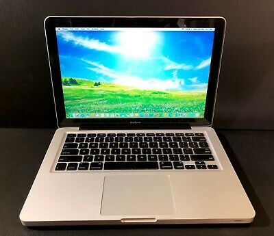 Apple Macbook Pro 13 Pre-Retina / UPGRADED 8GB + 500GB / 1 Year Warranty