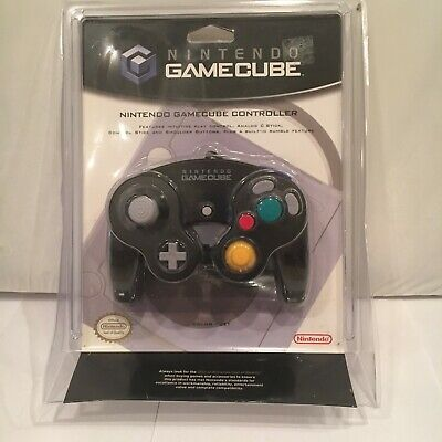 Official Nintendo GameCube Controller Sealed Brand New in Original 2001 Package
