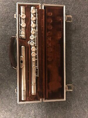 Armstrong Emeritus 21 Flute Solid Silver - Used