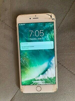 Apple iPhone 6 Plus - 16GB - Silver (T-Mobile)(GSM) Clean ESN - Smart Phone
