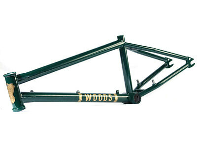 Woods Bicycle Co - Custom Made Frame BMX Frames