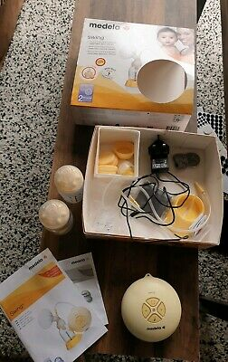 Medela Single Mini Electric Breast Pump (82918)