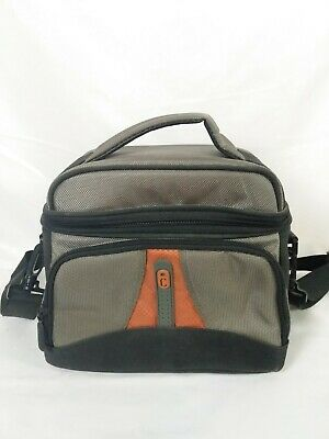 Camera Bag Case DSLR Canon Nikon Sony Mirrorless Photo Shoulder For Travel Zip