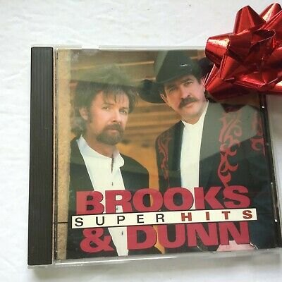 Brooks & Dunn SUPER HITS   1999 Arista   **WHY BUY MY CD ??