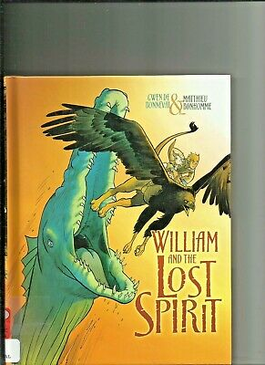 William and the Lost Spirit  Original Graphic Novel  Universe Comics