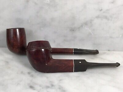 8 ESTATE SMOKING Pipes With 12 Falrfax Pipe Holder, Al
