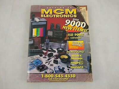 MCM Electronics Catalog 39 - May 1997 - 772 Pages