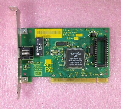 3COM ETHERLINK 10 PCI COMBO NETWORK INTERFACE CARD 3C900B-COMBO DRIVERS FOR WINDOWS MAC