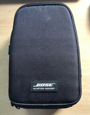 Bose A20 Aviation Headset Carry Bag - used VGC