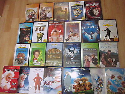 Lot Dvd Films Walt Disney