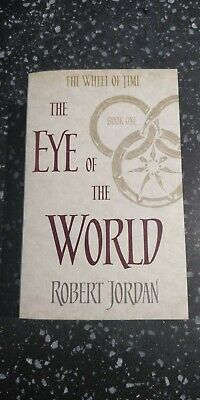 The Eye Of The World: Book 1 of the Wheel of Time by Robert Jordan (Paperback, …