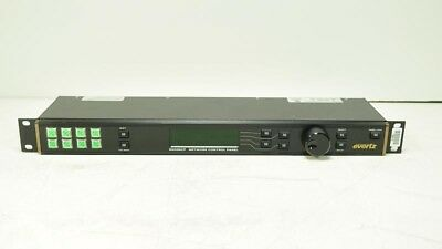 Evertz 9000NCP VistaLINK Network Control Panel (1RU) for 7700 7800 Series