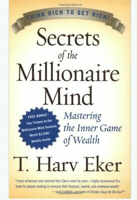 Secrets of the Millionaire Mind: Mastering the Inner Game of Wealth ⚡📥