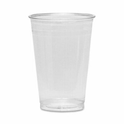 Dixie Crystal Clear Cup - 12 Oz - 25/carton - Plastic - Clear (CP12DXCT)