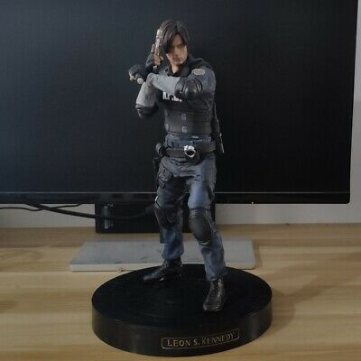 Game Resident Evil 2 Leon Scott Kennedy 1//6 Scale PVC Figure Statue New No Box