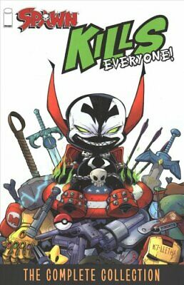 Spawn Kills Everyone: The Complete Collection Volume 1 9781534312227 | Brand New