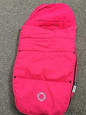 Bugaboo bee Cosy Toes, Pink. VGC