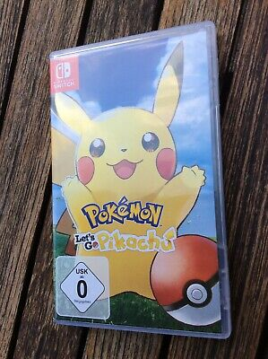Pokémon: Let´s Go, Pikachu! - Nintendo Switch - Deutsche USK Version